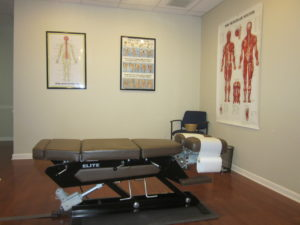 Clearwater chiropractic office